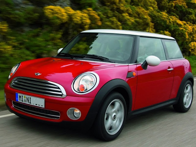 MINI new red