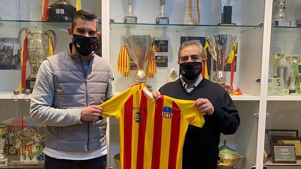 Oficial: UE Sant Andreu, Samprón nuevo técnico