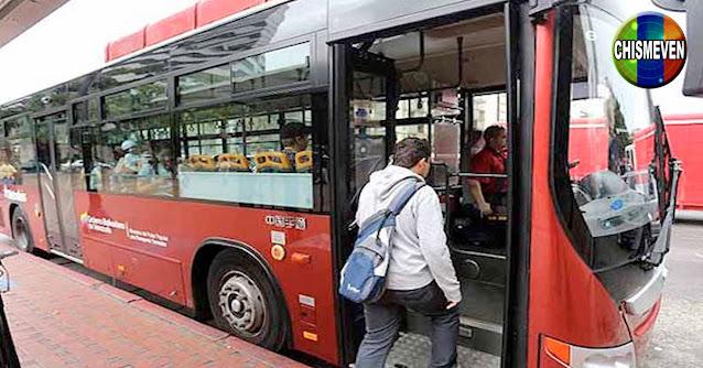 Se robaron una unidad del Metrobús por descuido del chofer