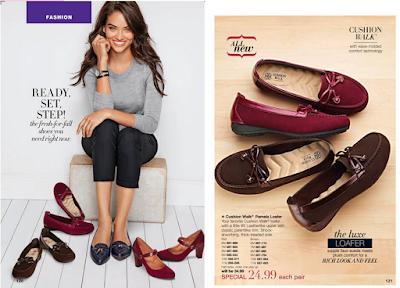 Avon Footwear