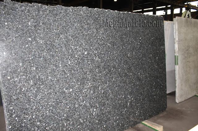 Blue Pearl Granite slabs for countertop
