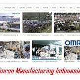Lowongan Kerja PT. OMI OMRON MANUFACTURRING INDONESIA Operator Produksi