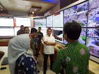 Rakernas Apeksi ke-XIV, Wakil Walikota Bima Hadiri Kegiatan Smart City