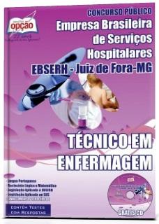 Apostila Concurso EBSERH-MG HU-UFJF