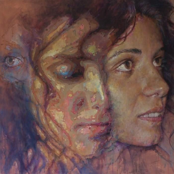 Немецкий художник. Holger Theunert