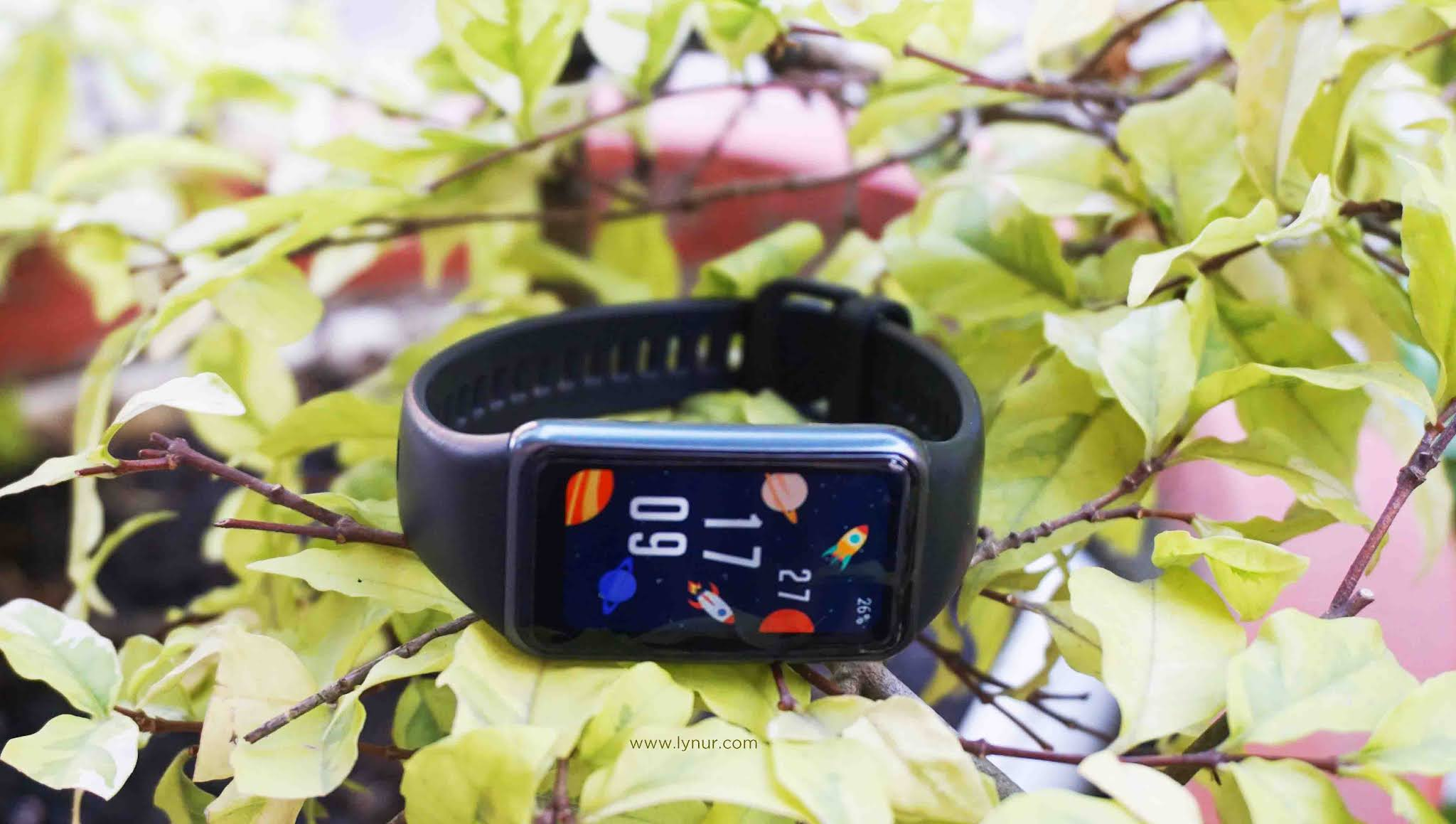 Review Huawei Band 6 Penyemangat Olahraga