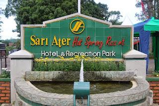 Sari Ater ( Hotel & Resort)