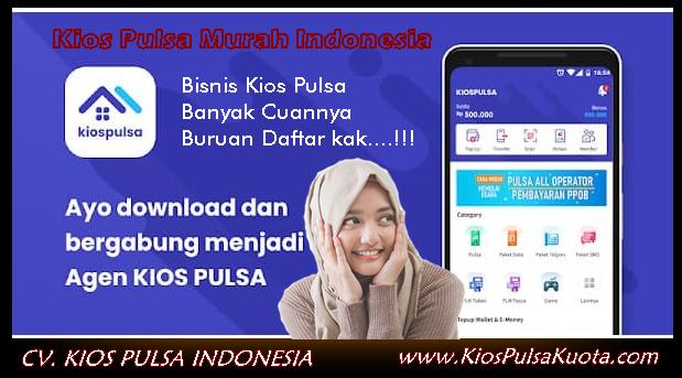 Distributor Pulsa Elektrik Indonesia