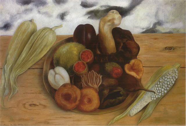 Фрида Кало - Плоды земли. 1938
