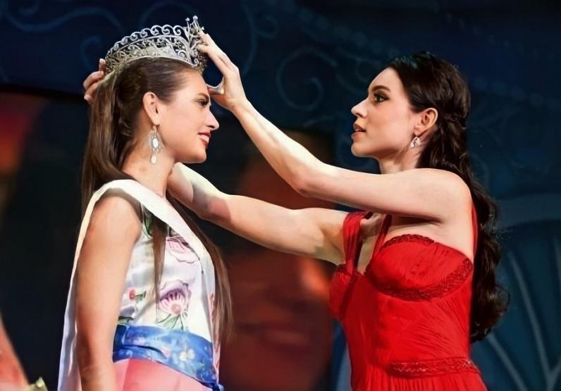 Краса россии 2013 участницы работа моделью в санкт петербург