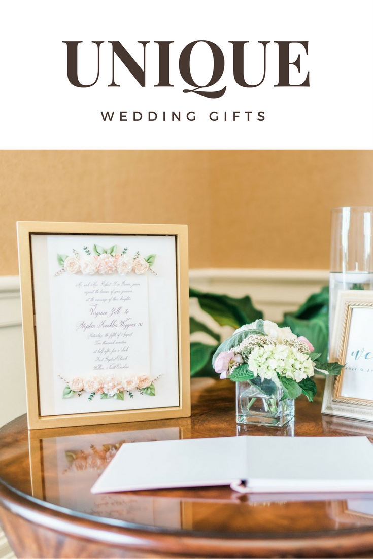 3 Unique Wedding Gifts Southern Style A Life Style Blog