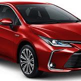 Mengenal Generasi Toyota New Corolla Altis 2021
