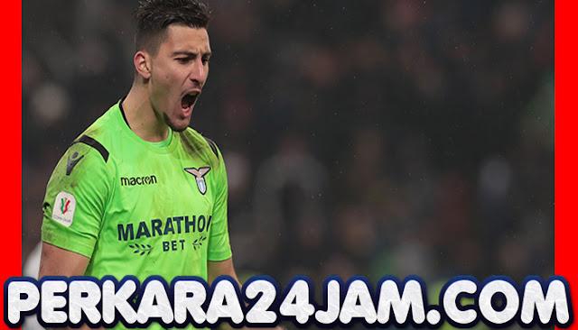 Thomas Strakosha Tegaskan Timnya Siap Lanjutkan Liga Serie A
