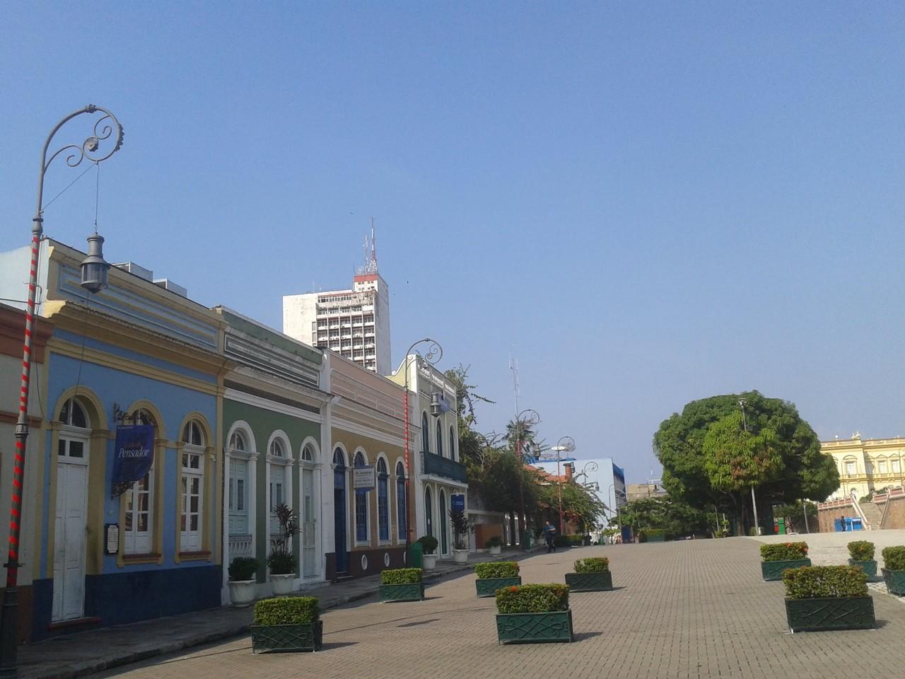 Centro Histórico - Largo de São Sebastião