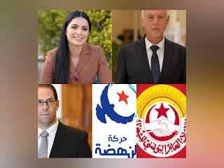 الفة الحامدي توجه رسالة  الى رئيس الجمهورية تتهم فيها الأطراف التالية بضلوعها في افلاس شركة تونس الجوية:
