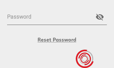 Reset Password akun Ponta