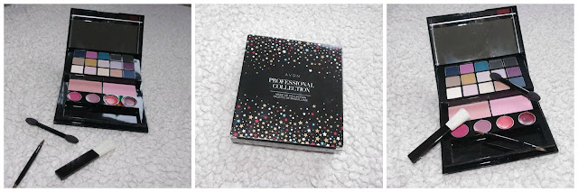 avon professional collection handbag make up palette