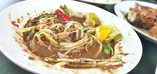 Nasi Ulam Cikgu, Kota Bharu, Kelantan
