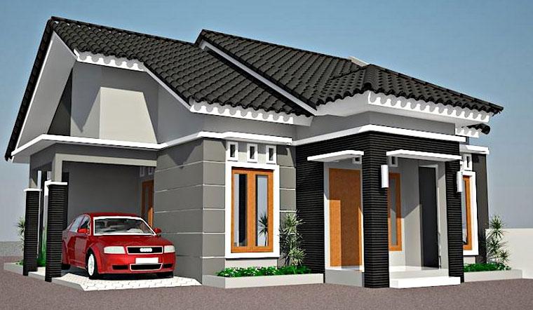 Model Warna Cat Rumah Minimalis Terbaru