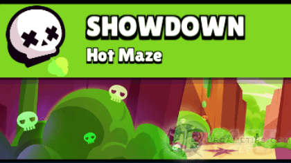 Brawl Stars: Best Brawlers to Play for Showdown Hot Maze Map