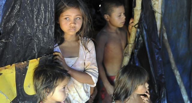 SITREP | Poverty and Hunger Kill Indigenous Guarani-Kaiowá People of Brazil