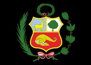 Escudo Perú Logo Vector