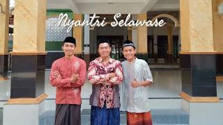 Santri ponpes wahid hasyim Yogyakarta