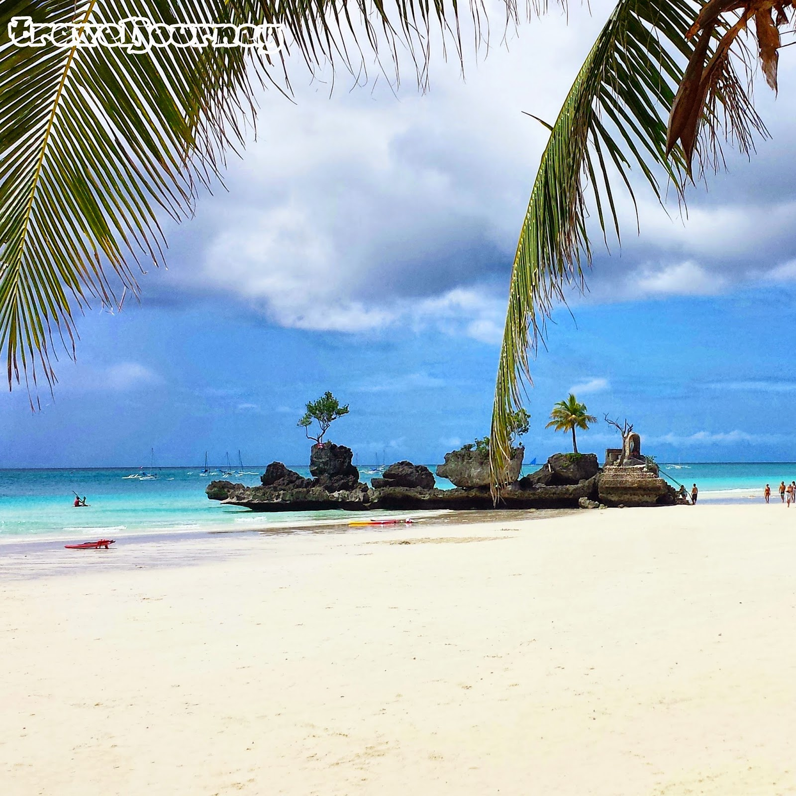 Boracay Beach: Travel Journey: Boracay Island, Philippines: Home Of The