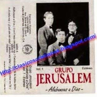 Grupo Jerusalem-Vol 1-Alabanzas a Dios-