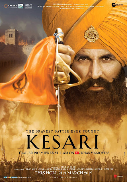 Kesari Original Mp3 Songs