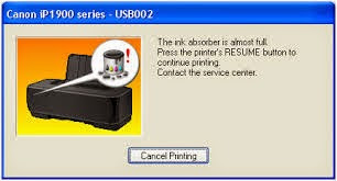 How to Resetter Canon MP237 Easily and Quickly