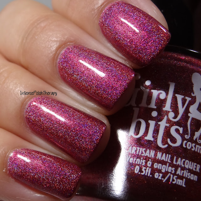 Girly Bits - Cran-bury the Hatchet