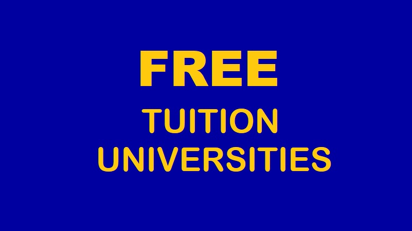 Tuition Free Countries For International Students