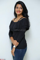 Deepthi Shetty looks super cute in off shoulder top and jeans ~  Exclusive 120.JPG