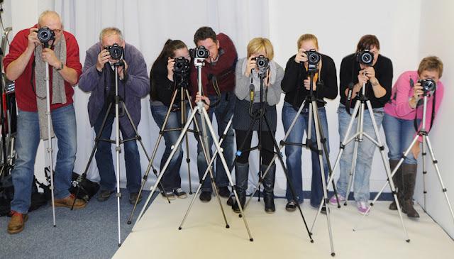 Basisopleiding fotograferen met je nieuwe camera, of boek een workshop ZIEN Anders Kijken