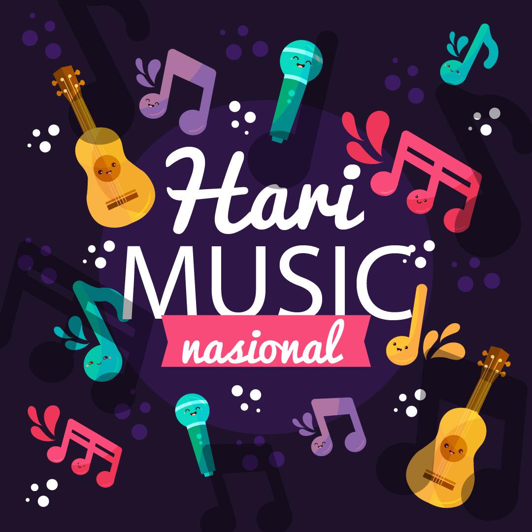 Gambar Ucapan Hari Musik Nasional 05