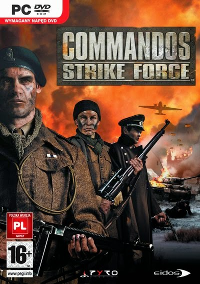 Commandos 4 Game - Download Full version PC Game
