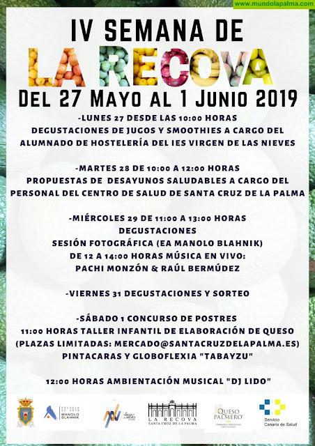 IV Semana del Mercado Municipal de Abastos La Recova,del 27 de mayo al 1 de junio
