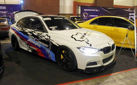 MODIFIKASI BMW