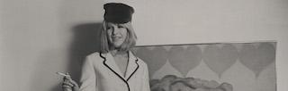 Pauline Boty by Lewis Morley