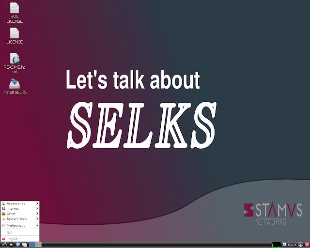 Lançado o SELKS 3.0, uma distribuição com foco em gestão de segurança de redes!