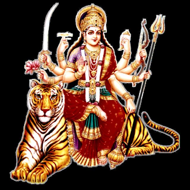 Durga Maa Png images navratri png images likesharefollow