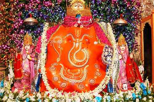 Khajrana Mandir Places to visit near Indore