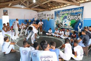 Prêmio Grã-Mestre Roque: Final de semana terá apresentações de Capoeira em SAJ