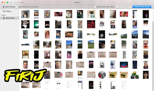 Comment transférer des photos d'un iPhone vers un ordinateur