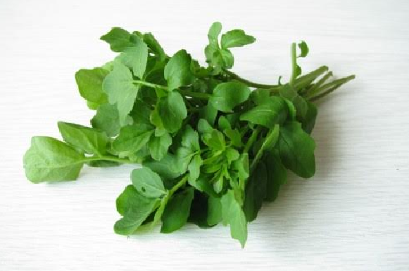 What are the benefits of watercress for blood pressure?