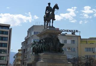 Sofía, Monumento al Zar Libertador.