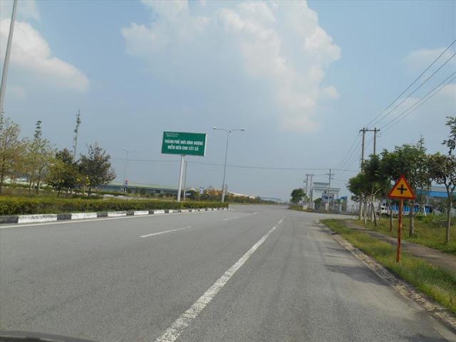 UBND tỉnh Bình Dương cho phép Công ty Đại Nam xây dựng Khu đô thị Đại Nam