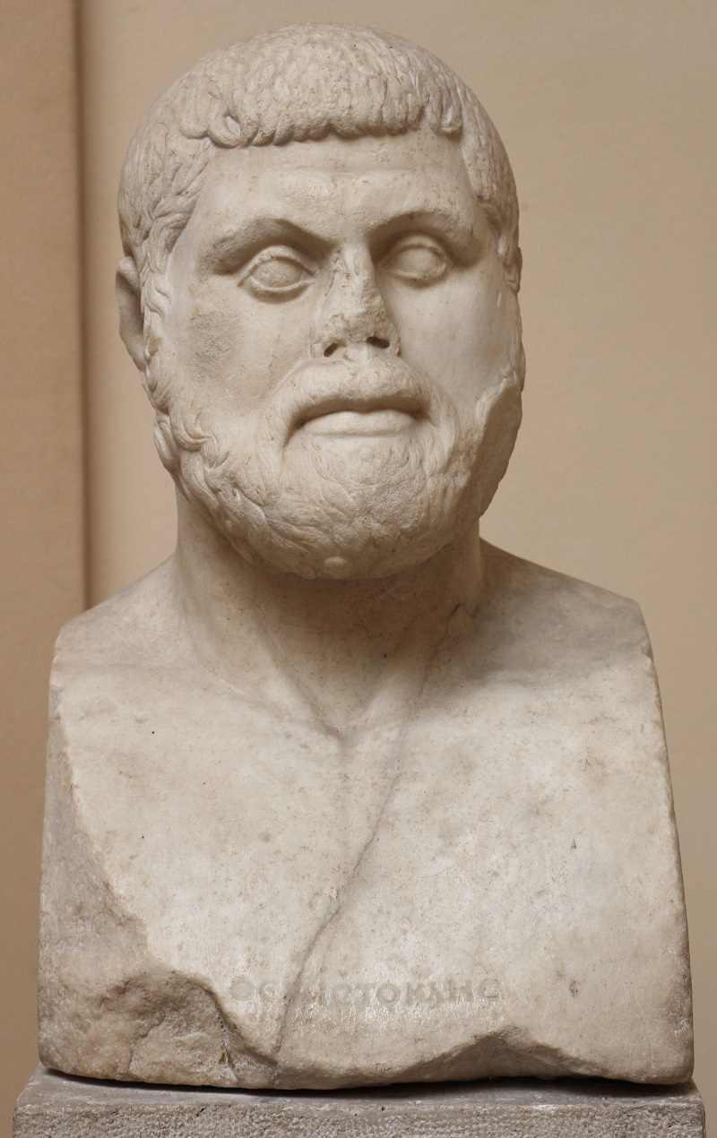 Temístocles: Político e General Ateniense (524 a.C. 459 a.C)