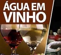 pregação jesus transforma água em vinho